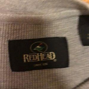 RedHead Shirts - 🍁REDHEAD men's waffle thermal shirt